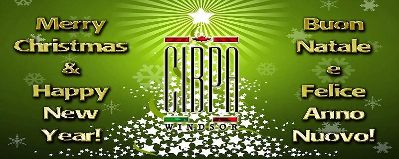 Happy Holidays from CIBPA!